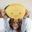 Children's Jellycat Amuseable Lemon Soft Toy with Model