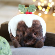 Lisa Angel Christmas Jellycat Amuseable Christmas Pudding Soft Toy