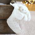 Lisa Angel Christmas Jellycat Bashful Twinkle Bunny Soft Toy Stocking