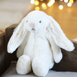 Children's Jellycat Bashful Twinkle Bunny Soft Toy