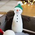 Lisa Angel Jellycat Jolly Snowman Soft Toy