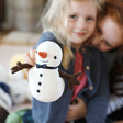 Lisa Angel with Plush Jellycat Joyful Snowman Soft Toy