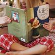 Lisa Angel Kids Jellycat Leffy's Christmas Gift Book