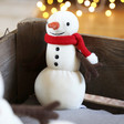 Babyies Jellycat Merry Snowman Soft Toy