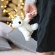 Lisa Angel Kids Jellycat Mini Perry Polar Bear Soft Toy
