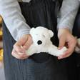 Children's Jellycat Mini Perry Polar Bear Soft Toy