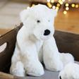 Lisa Anglel Kids Jellycat Perry Polar Bear Soft Toy