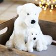 Lisa Angel Jellycat Polar Bear Soft Toys