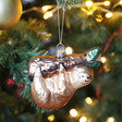 Lisa Angel Sloth Bauble
