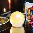 Lisa Angel Small Pearlescent Ball Light Decoration