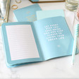Teen's Kikki.K Goals Toolkit: Inspiration