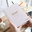 Lisa Angel Ladies' Personalised kikki.K Dreams Journal: Inspiration