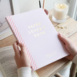 Lisa Angel with Kikki.K Paper Lover's Book: Inspiration