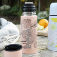 Teen's Personalised Palm Print Thermal Flask