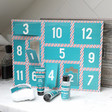 Lisa Angel Mad Beauty Men's 12 Day Advent Calendar