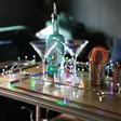 Lisa Angel Multicoloured Plug In Colour Changing LED String Lights