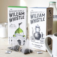 Lisa Angel with William Whistle 15 Tea Bag Pyramids