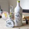 Lisa Angel Bottles of Norfolk Gin