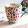 Lisa Angel Ladies' Mum Star Mug