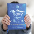 Lisa Angel 'Bedtime Stories for Stressed Out Adults' Book