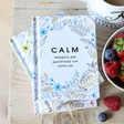Lisa Angel 'Calm' Thoughts and Quotations Book