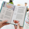 Adults 'Gin the Mood' Cocktail Recipe Book