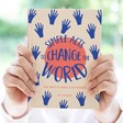 Lisa Angel 'Simple Acts to Change the World' Book