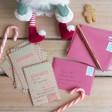 Lisa Angel Christmas Elf Letter Kit