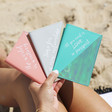 Lisa Angel Ladies' Iridescent Quote Passport Holders