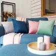 Lisa Angel Velvet Square Cushions
