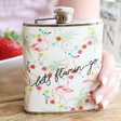 Lisa Angel 'Let's Flamin-Go' Hip Flask
