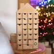 Lisa Angel Fill Your Own Cardboard House Advent Calendar
