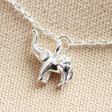 Lisa Angel Ladies' Elephant Bracelet in Silver