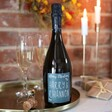Lisa Angel Special Festive Personalised 'Merry Christmas' Prosecco
