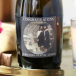 Lisa Angel Special Personalised Photo 'Congratulations' Prosecco