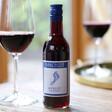 Lisa Angel 187ML Small Bottle of Barefoot Merlot Wine