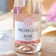 Lisa Angel Sparkling Small Bottle of Fillipo Sansovino Prosecco Rosé
