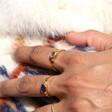 Sterling Silver Gemstone Rings