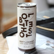 Lisa Angel Can of Bottleshot Cold Brew Coffee