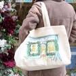 Lisa Angel Owen Mathers Illustrated Lisa Angel Shop Tote Bag