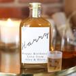 Lisa Angel Personalised 20cl Bottle of Beeble Honey Whisky