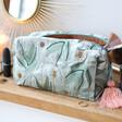 Lisa Angel Ladies' House of Disaster Eden Bugs Cosmetic Bag