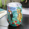 Lisa Angel Colourful House of Disaster Frida Kahlo Travel Cup