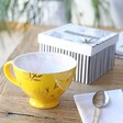 House of Disaster Heritage & Harlequin Elephant Cup in Yellow Packaging