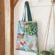 Lisa Angel Handy House of Disaster Recycled Moomin Dangerous Journey Shopper Tote