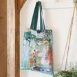 Lisa Angel House of Disaster Recycled Moomin Dangerous Journey Shopper Tote