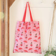 Lisa Angel with House of Disaster Recycled Moomin Little My Shopper Tote
