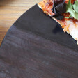Lisa Angel with Black Dassie Artisan Slate Pizza Paddle Board