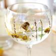 Bumblebee Balloon Gin Goblet