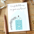 Lisa Angel 'Congratulations on your New Home' Greetings Card